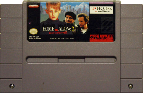 Home Alone 2 - US-Modul / NTSC