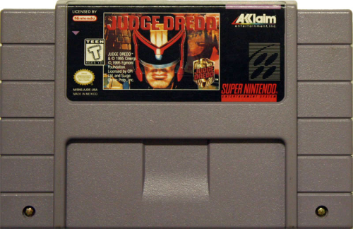 Judge Dredd - US-Modul / NTSC