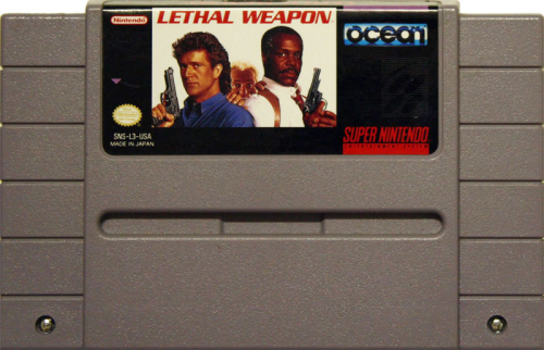 Lethal Weapon - US-Modul / NTSC