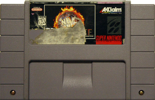 NBA Jam T.E. - US-Modul / NTSC