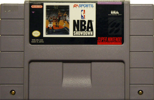 NBA Showdown - US-Modul / NTSC