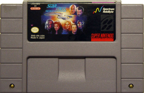 Star Trek the Next Generation - US-Modul / NTSC
