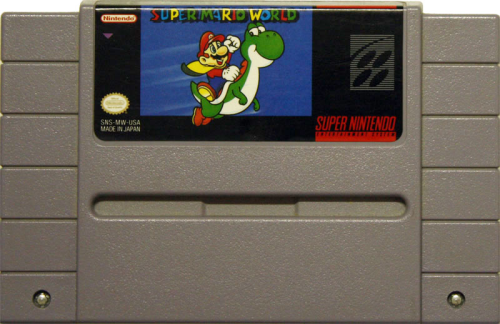Super Mario World - US-Modul / NTSC