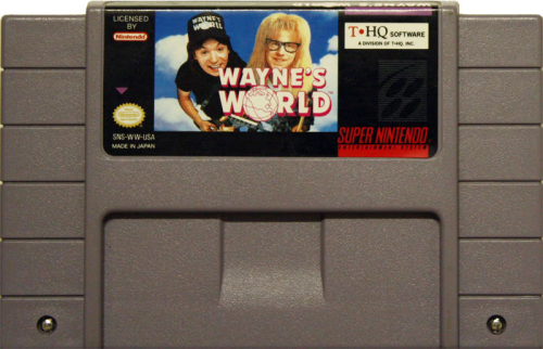 Wayne`s World - US-Modul / NTSC