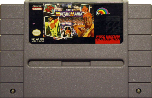 WWF Wrestlemania, Super - US-Modul / NTSC