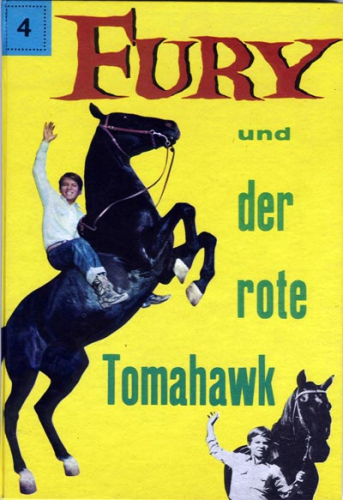 Fury - Band 04 - Der rote Tomahawk