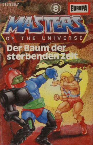 Masters of the Universe - Hörspiel Folge 08