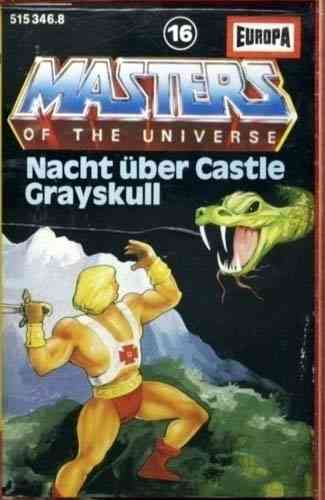 Masters of the Universe - Hörspiel Folge 16