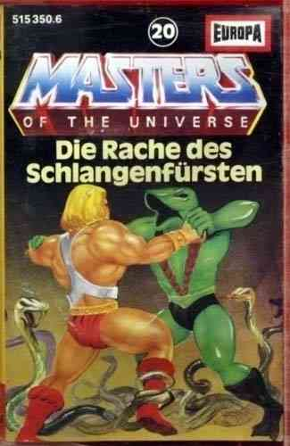 Masters of the Universe - Hörspiel Folge 20