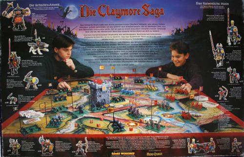 Claymore Saga