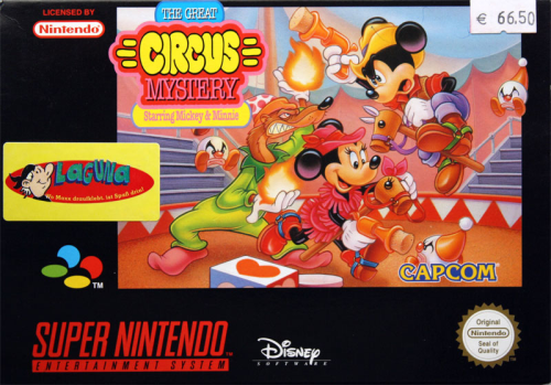 Circus Mystery starring Mickey & Minnie