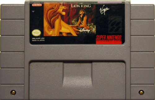Lion King, The - US-Modul / NTSC
