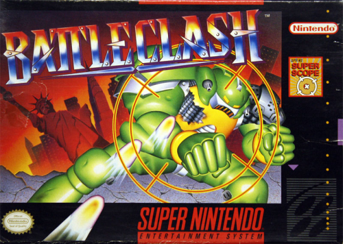 Battleclash - US-Version / NTSC