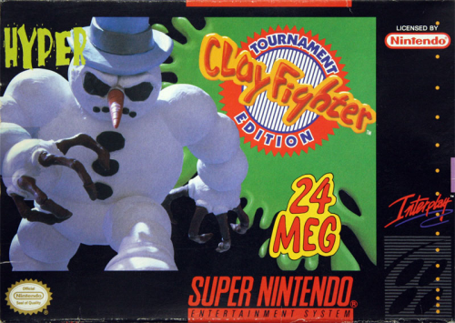 Clayfighter Tournament Edition (24 MEG) - US-Version / NTSC