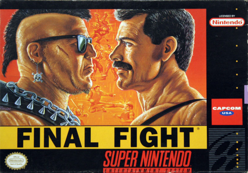 Final Fight - US-Version / NTSC
