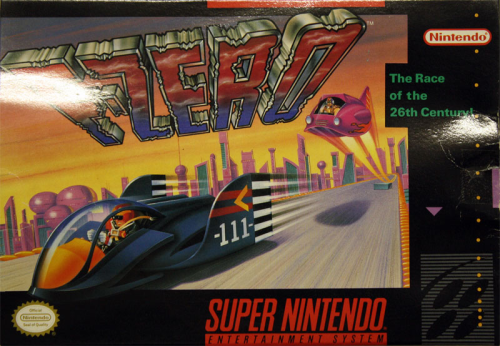 F-Zero - US-Version / NTSC