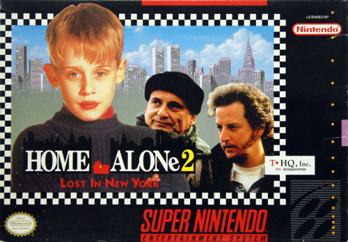 Home Alone 2 - US-Version / NTSC