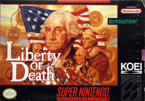 Liberty or Death - US-Version / NTSC