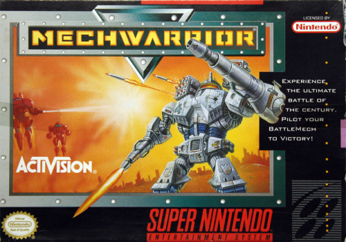Mechwarrior - US-Version / NTSC