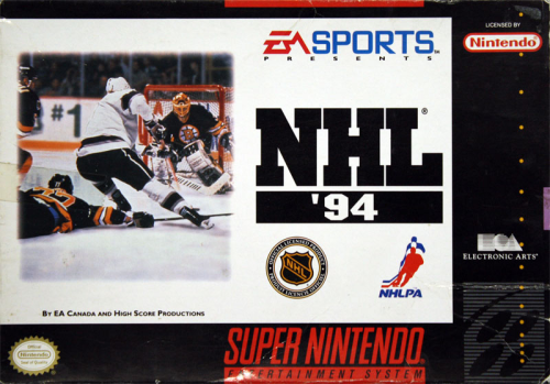 NHL `94 o.A. - US-Version / NTSC