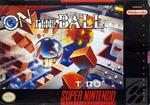 On the Ball - US-Version / NTSC
