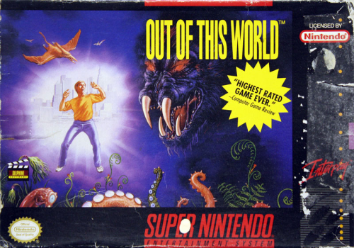 Out of this World - US-Version / NTSC
