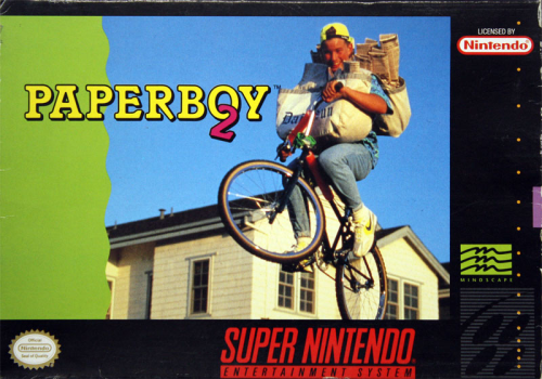 Paperboy 2 - US-Version / NTSC
