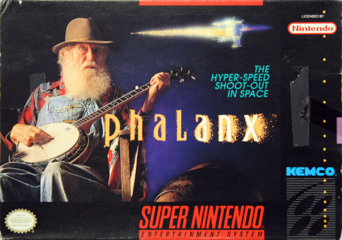 Phalanx - US-Version / NTSC