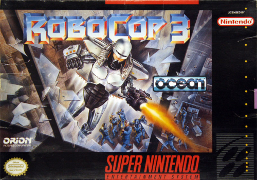 Robocop 3 - US-Version / NTSC