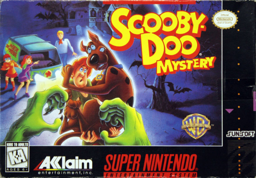 Scooby-Doo Mystery - US-Version / NTSC