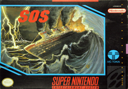 SOS - US-Version / NTSC