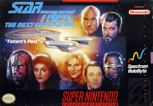 Star Trek the Next Generation - US-Version / NTSC