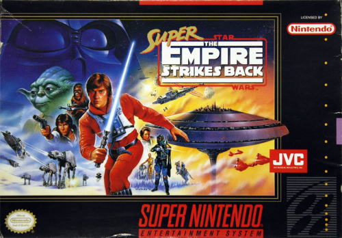Star Wars the Empire Strikes Back - US-Version / NTSC