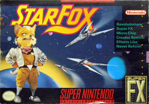 Starfox - US-Version / NTSC