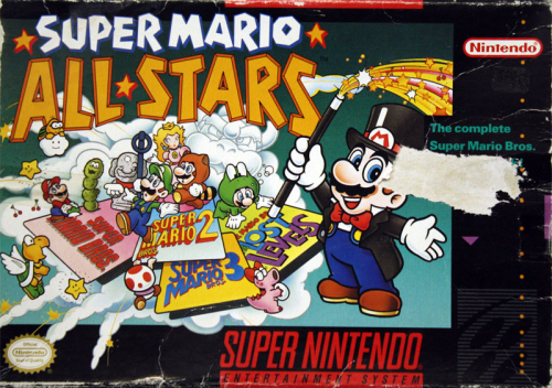 Super Mario Allstars o.A. - US-Version / NTSC
