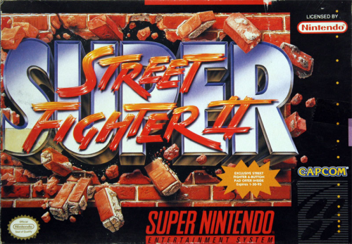 Super Street Fighter II - US-Version / NTSC
