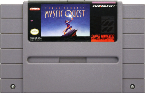 Final Fantasy - Mystic Quest - US-Modul / NTSC