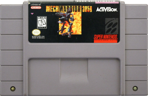 Mechwarrior 3050 - US-Modul / NTSC