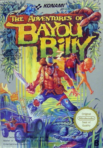 Bayou Billy, The Adventure of
