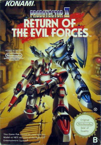 Probotector 2 - Return of the Evil Forces