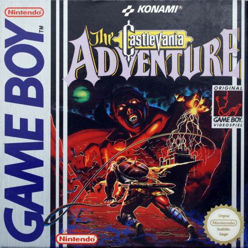 Castlevania, The Adventure