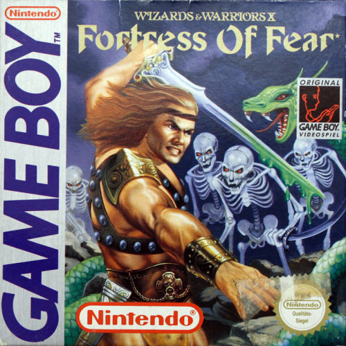 Fortress of Fear - Wizzards & Warriors X