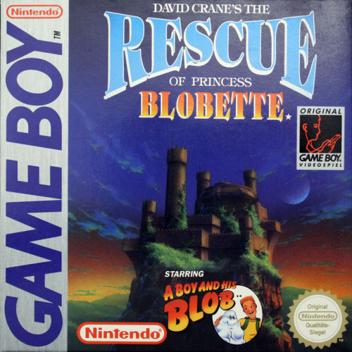Rescue of Princess Blobette, The