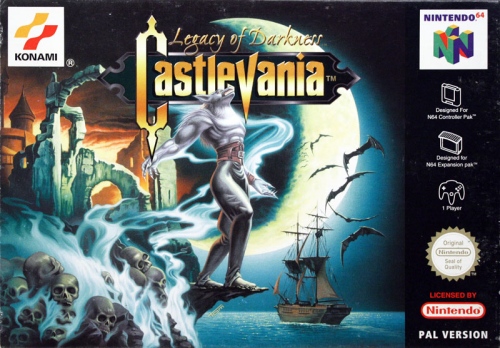 Castlevania - Legacy of Darkness - N64
