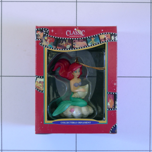 Ariel (little Mermaid), Figur handbemalt