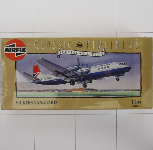 Vickers Vanguard, Airfix 1:144