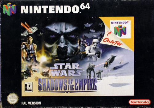 StarWars - Shadows of the Empire - N64
