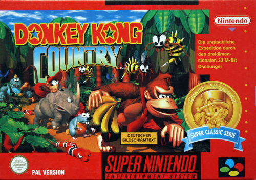 Donkey Kong Country (Classic-Serie)