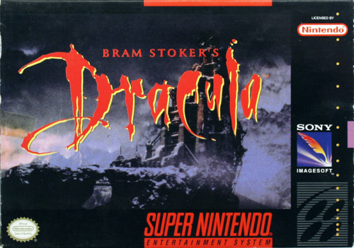 Dracula, Bram Stoker's - US-Version / NTSC