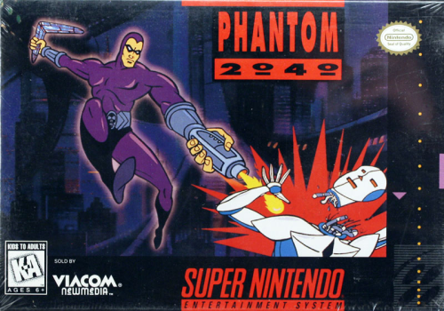 Phantom 2040 - US-Version / NTSC